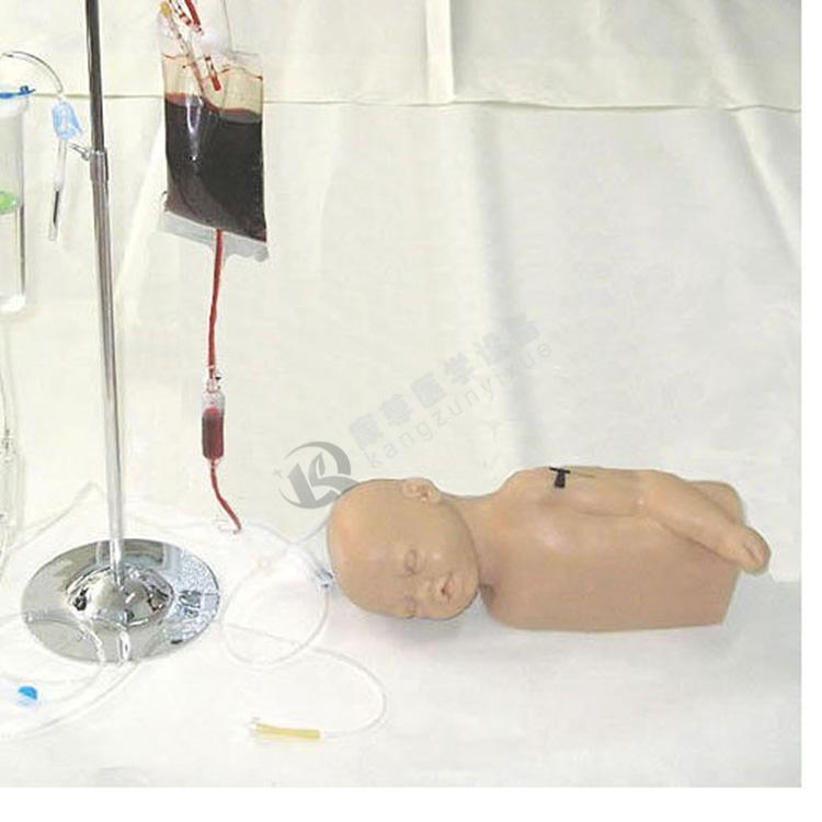 高级婴儿头部及手臂静脉注射训练模型