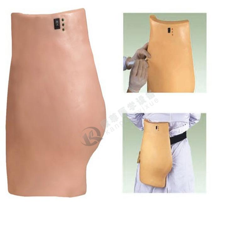 电子臀部注射训练模型