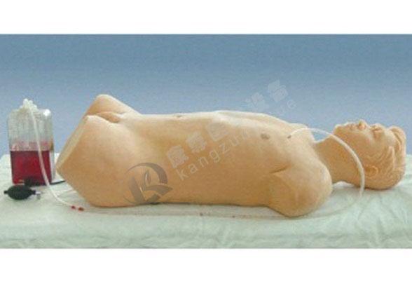 胸腔闭式引流术训练模型